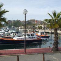 Puerto deportivo de Cartagena, Prácticos, Картахена