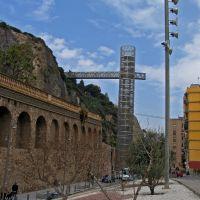 Ascensor panorámico al Parque Torres, Картахена