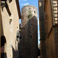 Torre de Carvajal (Cáceres, 3-7-2010), Касерес