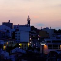Reloj Plaza de Italia - Cáceres, Касерес