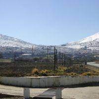 Priego-La Tiñosa con nieve, Кордоба