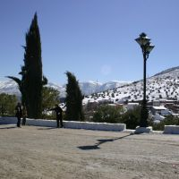 Paisaje desde el monte calvario - nevado, Кордоба