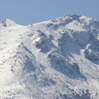 La Tiñosa a 1568 m. con nieve, Кордоба