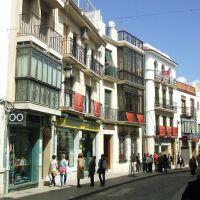 Priego de Córdoba, calle Carrera de las monjas, Кордоба