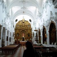 Priego de Córdoba, Iglesia de San Francisco, Кордоба