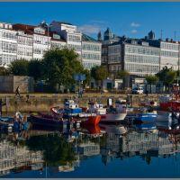 Galerías de A Coruña, Ла-Корунья