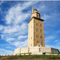 Torre de Hércules, Ла-Корунья