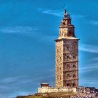 Torre de Hercules, Ла-Корунья