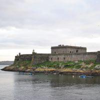 A Coruña---Castelo San Antón, Ла-Корунья