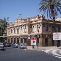 Antigua estación de Zaraiche, Мурсия