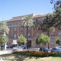 Edificio del Gobierno de la Región de Murcia, Мурсия