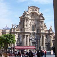 Murcia  - Catedral, Мурсия