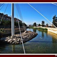 Vista desde el puente, Мурсия