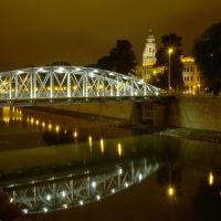 Puente de hierro, Мурсия