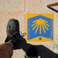 von St.-Jean-Pied-de-Port nach Finisterre/Muxia, Наварра