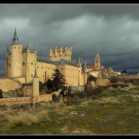 Segovia - february 24 - 2007, Сеговия
