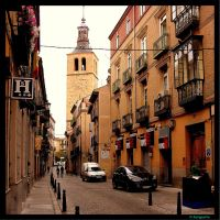 Calle Infanta Isabel - Segovia, Сеговия