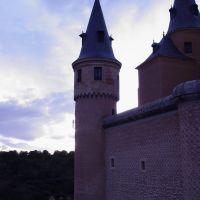 Exterior del Alcazar de Segovia 2, Сеговия
