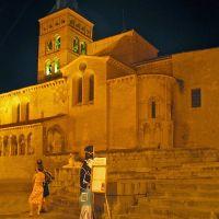 San Martin en la noche, Сеговия
