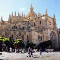 Catedral, Segovia, Castilla y León, Spain, Сеговия