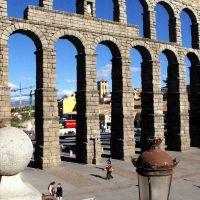 Acueducto Romano, Segovia,  Castilla y León, Spain, Сеговия