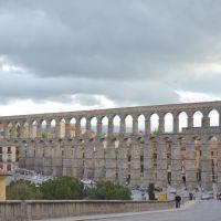 Acueducto de Segovia, Сеговия