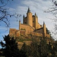 Alcázar of Segovia, Сеговия