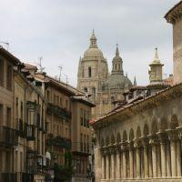 Segovia, Spain, Сеговия