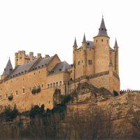 Alcázar de Segovia, Сеговия