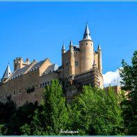 Alcázar  de  Segovia (f), Сеговия
