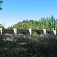 Puente sobre el Duero, Сория