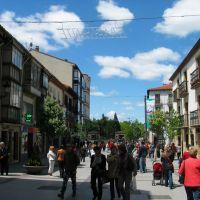 Soria. Calle del Collado, Сория
