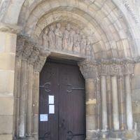 Portada de San Juan de Rabanera. Soria, Сория