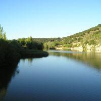 rio duero por SORIA, Сория