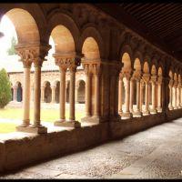 Claustro, Concatedral de San Pedro  (Soria), Сория