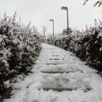 Valdemoro en invierno - Winter in Valdemoro, Толедо