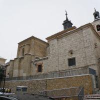 Iglesia de Ntra. Sra. de la Asunción. Church., Толедо
