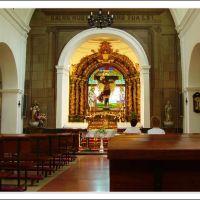 Interior ermita Cristo de la Salud, Толедо