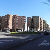 Glorieta en Valdemoro , Madrid ,(Estepa 32), Толедо
