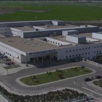 Hospital Infanta Elena desde el aire, Толедо