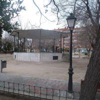 Quiosco de música en Valdemoro, Толедо