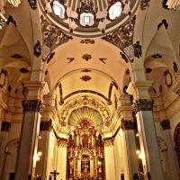 Església    parroquial de Jesus ., Тортоса