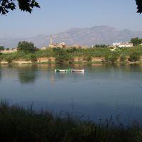 Riu Ebre en Tortosa, Тортоса