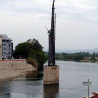 Monumento a los Caidos en la Batalla del Ebro, Tortosa, Tarragona, Cataluña, España, Тортоса