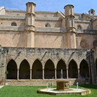Claustre Catedral de Sta. Maria, Тортоса