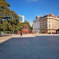Buenos Aires -Plaza Gral.San Martin, Азул