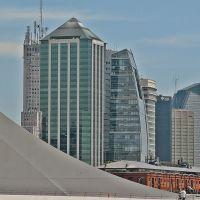 Centro de Negocios en Latinoamérica, Азул