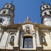 Iglesia San Pedro Telmo, Азул
