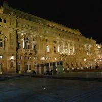 Teatro Colón - Dedicada a Rubens de Brasil, Азул
