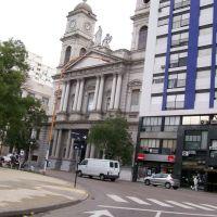 Bahia Blanca centro. Catedral, Байя-Бланка